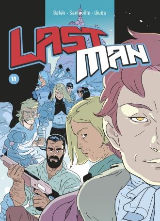 Lastman  - Tome 11