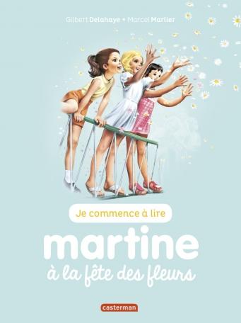 Martine à la fête des fleurs - Tome 60