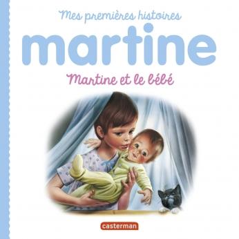Martine et le bébé