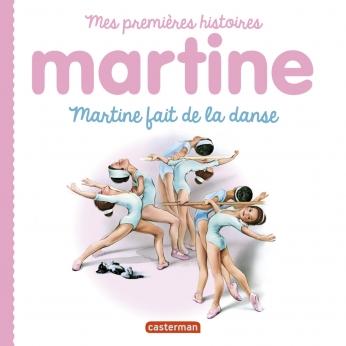 Martine fait de la danse