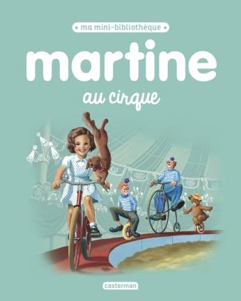 Martine au cirque