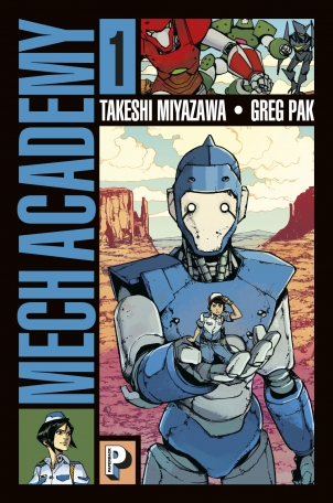 Mech Academy - Tome 1