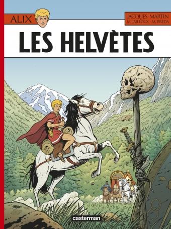 Alix - Tome 38 - Les Helvètes