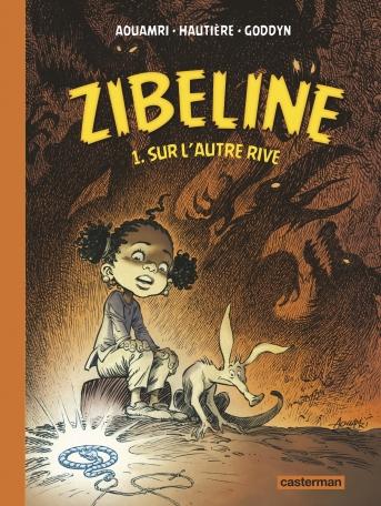 Zibeline - Tome 1 - Sur l'autre rive