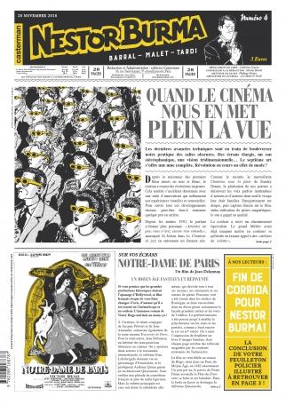 Corrida aux Champs-Élysées - Journal n°4