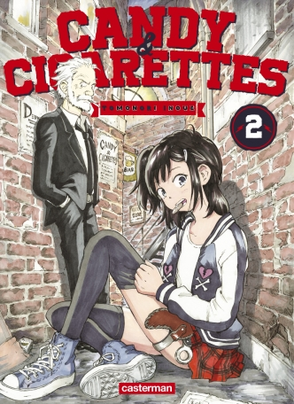 Candy & Cigarettes - Tome 2