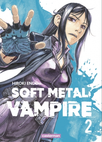 Soft Metal Vampire - Tome 2