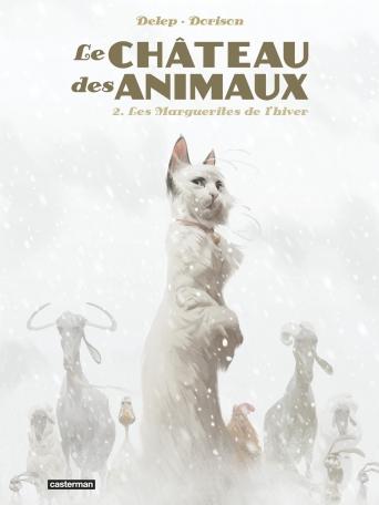 Le Château des Animaux - Tome 2 - Les Marguerites de l'hiver