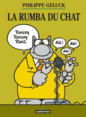 La Rumba du Chat - Tome 22
