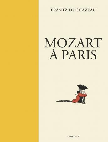 Mozart à Paris - en noir et blanc
