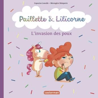 Paillette et Lilicorne - Tome 6 - Les poux