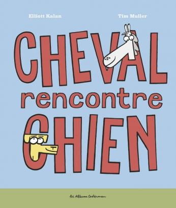 Cheval rencontre Chien