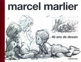 Marcel Marlier, 40 ans de dessin