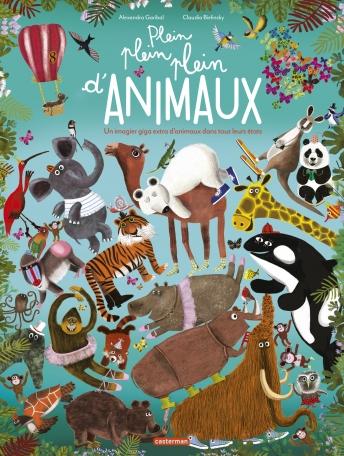 Plein plein plein d'animaux