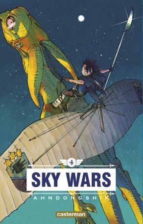 Sky Wars - Tome 4