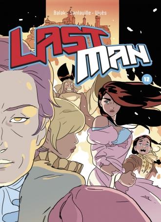Lastman - Tome 12