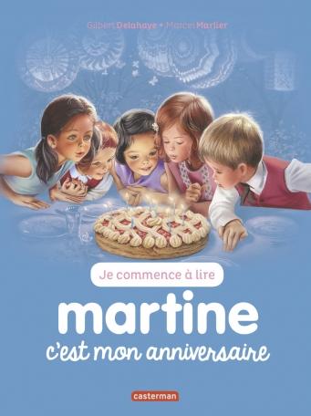 Martine, c'est mon anniversaire