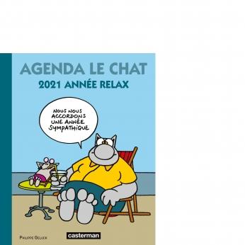 Agenda Le Chat 2021