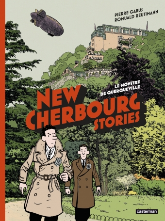 New Cherbourg Stories - Tome 1 - Le Monstre de Querqueville