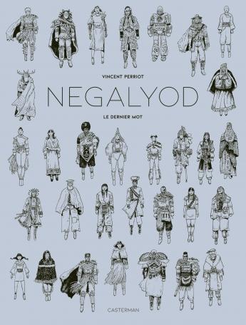 Negalyod - édition Noir et Blanc - Tome 2