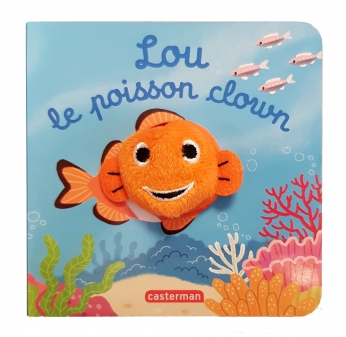Lou, le poisson clown