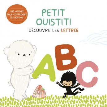 Petit Ouistiti découvre les lettres