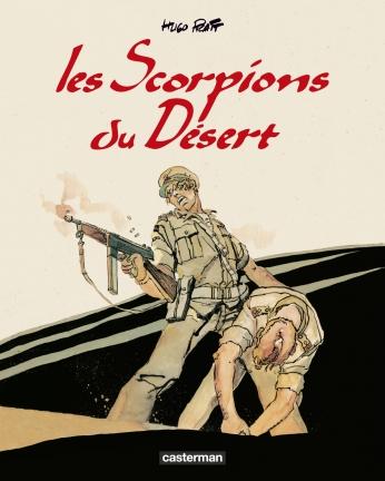 Les scorpions du désert - intégrale