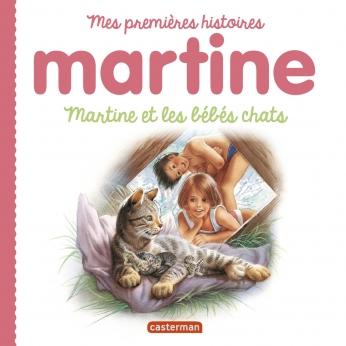 Martine et les bébés chats - Tome 11