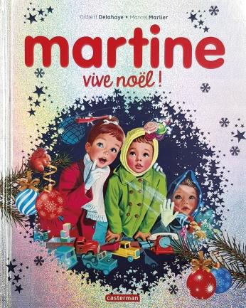 Martine, Vive Noël 2020