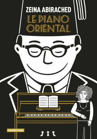 Le Piano Oriental (OP Roman graphique)