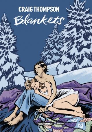 Blankets (OP Roman graphique)