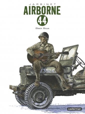 Airborne 44 - Tome 9 - Black boys