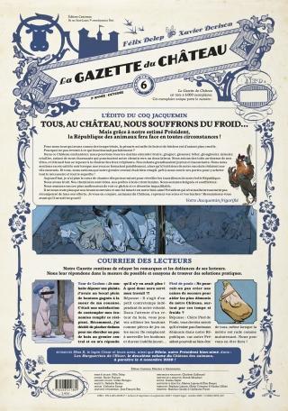 La Gazette du chateau - Tome 6