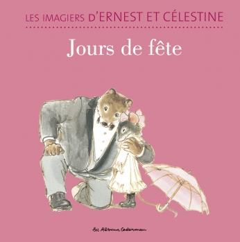 Les imagiers d'Ernest et Célestine - Tome 3