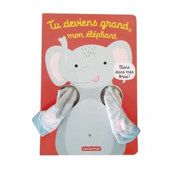 Tu deviens grand, mon éléphant