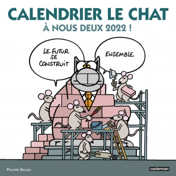 Calendrier le Chat 2022