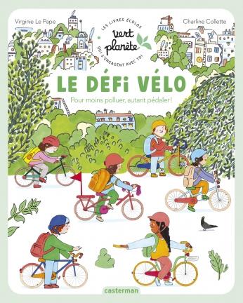 Le défi vélo