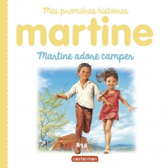 Martine adore camper