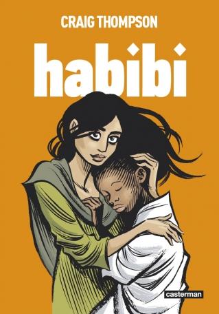 Habibi (Op roman graphique)