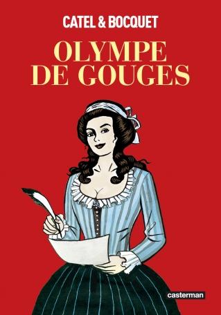 Olympe de Gouges (Op roman graphique)