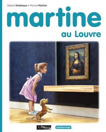 Martine au Louvre - Tome 61