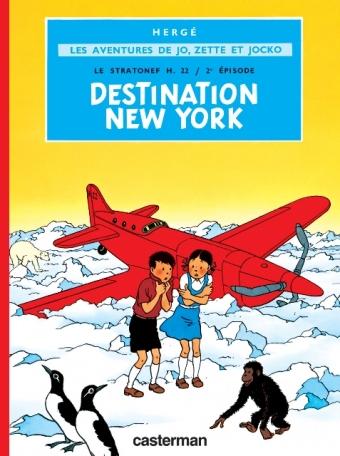 Destination New-York