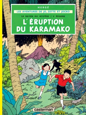 L' Eruption du Karamako