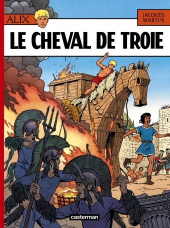 Alix - Tome 19 - Le Cheval de Troie