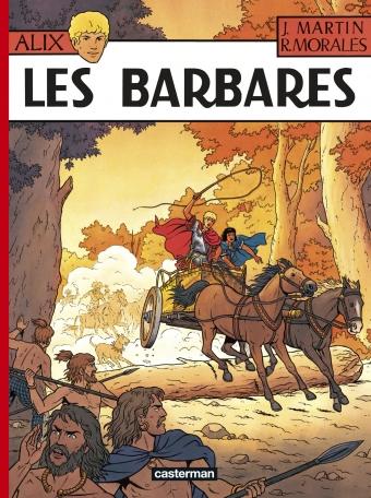Alix - Tome 21 - Les Barbares