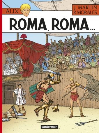 Alix - Tome 24 - Roma, Roma...