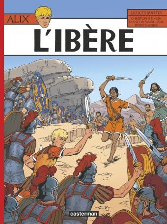 Alix - Tome 26 - L'Ibère