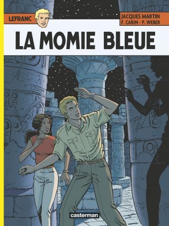 La momie bleue