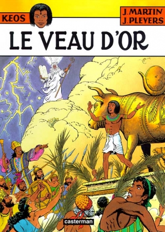 Keos - Tome 3 - Le Veau d'or