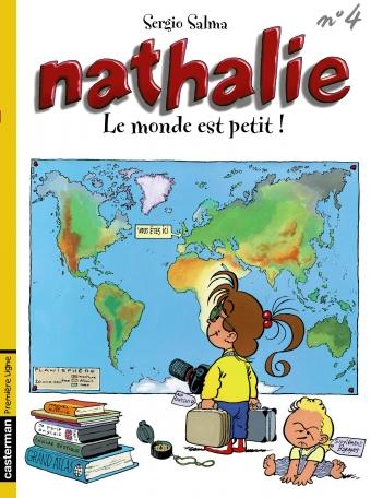 Nathalie - Tome 4 - Le monde est petit!